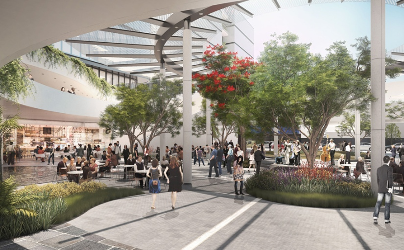 Perth still has $400 million of redevelopment in the pipeline