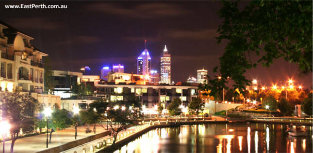 Perth does offer apartment choice