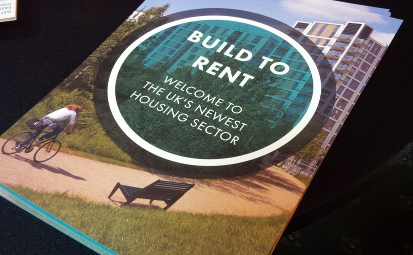 Build to Rent is one (very viable) option for affordability